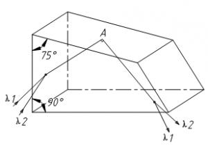 PELLIN BROCA prism